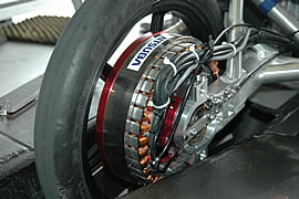 Zero to darwin project 2007 10 for Mitsuba motor solar car